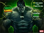 Incredible Hulk Slots