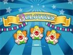 Three Clowns Scratch